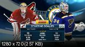 ������. NHL 14/15, RS: Arizona Coyotes vs. St. Louis Blues [10.02] (2015) HDStr 720p | 60 fps