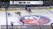 Хоккей. NHL 14/15, RS: Toronto Maple Leafs vs New York Islanders [12.02] (2015) HDStr 720p | 60 fps