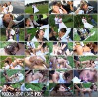 HardFuckGirls - Madelyn - Outdoor Hardcore After The Wedding [HD 720p]