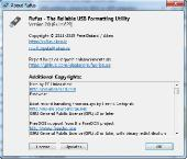 Rufus 2.0 Build 623 Beta Portable