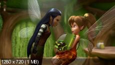 ���: ������� � �������� / Tinker Bell and the Legend of the NeverBeast (2014) HDRip-720p | �������