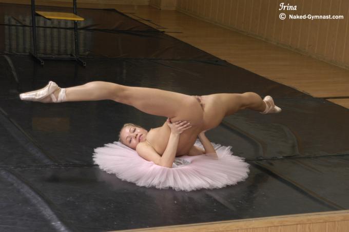 Балерины Крупным Планом Голые