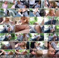 PickupFuck - Lola - Blonde Girl Fucked On The Roadside [SD]