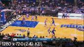 Баскетбол. NBA 14/15. RS: Philadelphia 76ers @ Orlando Magic [22.02] (2015) WEB-DL 720p