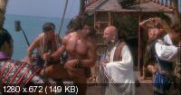 �������: ������� ���� ����� / Sinbad of the Seven Seas  (1989) BDRip 720p | MVO | AVO