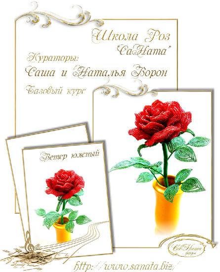Школа Роз. Выпуск Базового курса 19e748746eae9474778fff54b1cca273