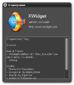 XWidget 1.9.3.2 + Portable