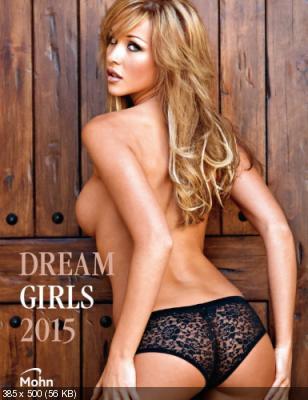 Эротические календари на 2015 год (2015) JPG