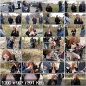 PickupFuck - Odile - Super Cool And Steamy Outdoor Sex Video [HD 720p]