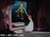 Питер Пэн / Peter Pan (1953) BDRip | DUB